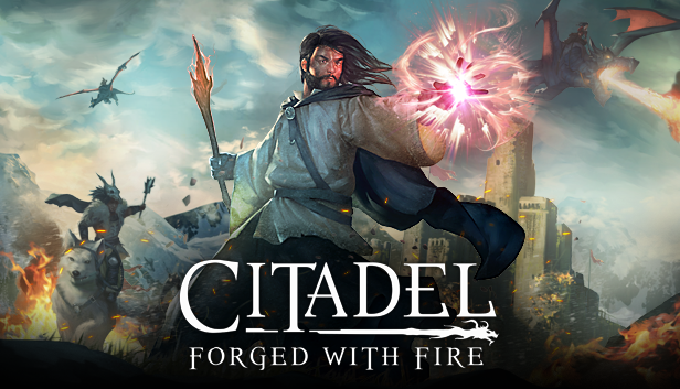 citadel: forged with fire server hosting